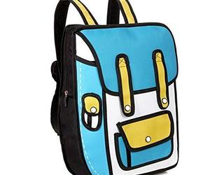 backpack, yley, and fashion image