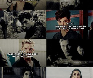 edit, quote, and the mortal instruments image