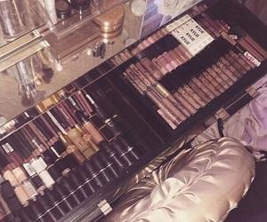makeup, goals, and lipstick image
