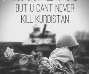 kurd, kurdistan, and quote image
