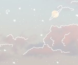 sky, aesthetic, and pastel image