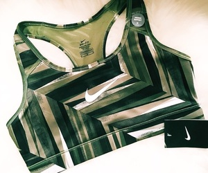 fitness, nike, and sporty image