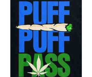 joint, puff puff pass, and weed image