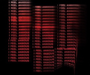 quotes, aesthetic, and red image