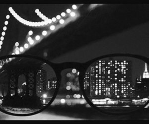 gif, city, and glasses image