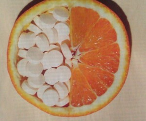 orange, pills, and drugs image