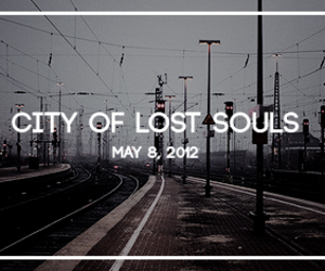 book, edit, and city of lost souls image