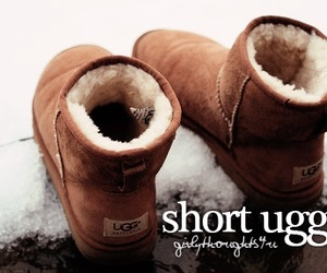 uggs and girly thoughts image