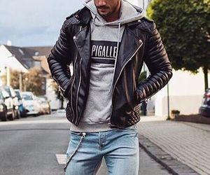 boy, fashion, and men fashion image