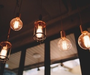 light, photography, and decor image