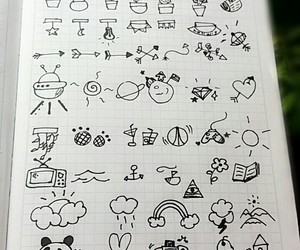 beautiful, doodle, and goals image