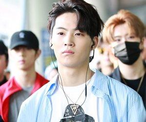 bam bam, JB, and jinyoung image