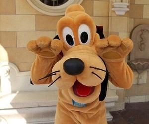 disney, dog, and pluto image