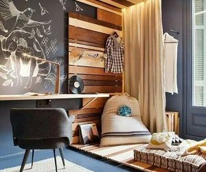 room, home, and interior design image