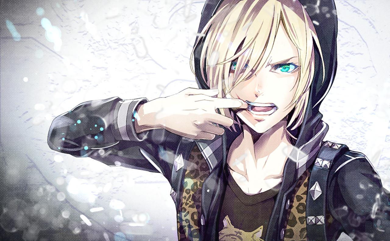 yuri on ice, yurio, and anime image