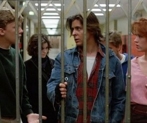 The Breakfast Club, classic movie, and 1985 image