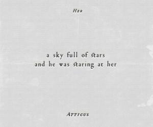 atticus and love image