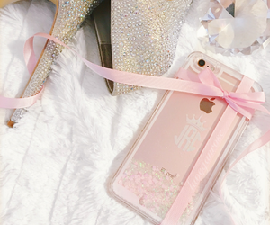 iphone, rosa, and pink image