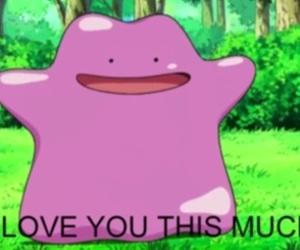 pokemon, love, and cute image