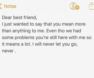 quote, real, and realfriend image