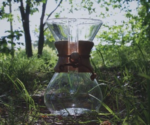 brew, coffee, and barista image