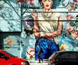 argentina, buenos aires, and frida kahlo image