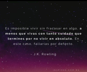 frases, j.k rowling, and quotes image