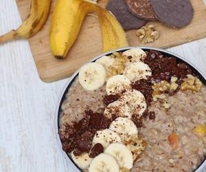 apple, banana, and chocolate image
