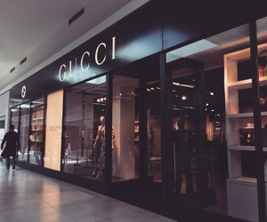 accessories, mall, and store image