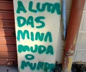 brasil, feminism, and girl power image