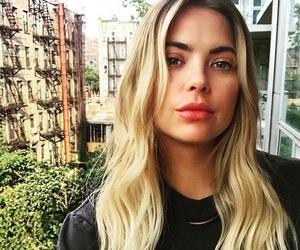 actress, pretty, and long hair image