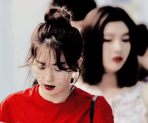 edit, icon, and red velvet image