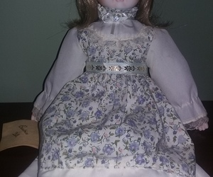 collectible, porcelain doll, and vintage image