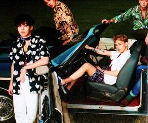 exo, Chen, and sehun image