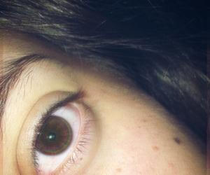 eyes, tumblr, and tumblr eyes image