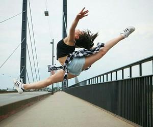 dance, gym, and gymnastics image