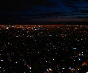 chile, Noche, and costanera image