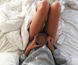 coffee, fashion, and girly image