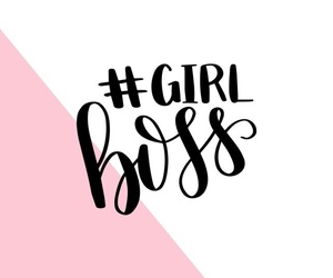boss, girly, and pink image