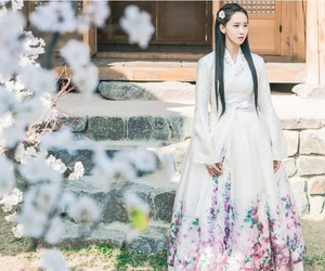 kdrama, yoona, and the king loves image
