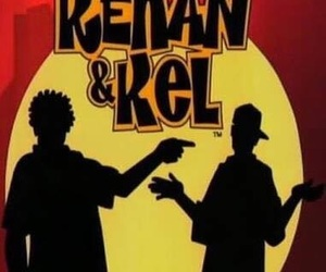 kenan and kel, nickelodeon, and kenan & kel image