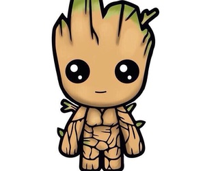 wallpaper and groot image