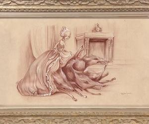art, Benjamin Lacombe, and dark image