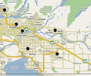 surrey, vancity, and vancouver image