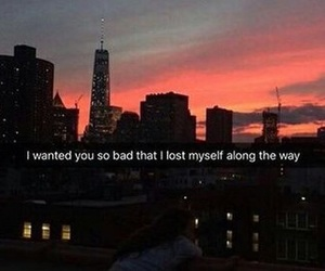 quote, tumblr, and snapchat image