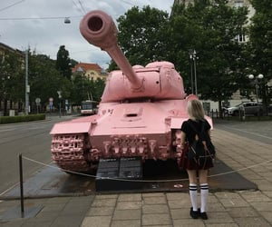 pink, aesthetic, and alternative image