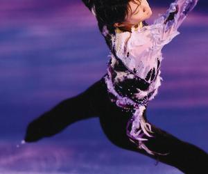 figure skating, ice skating, and japan image