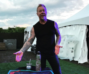 band, James Hetfield, and metallica image