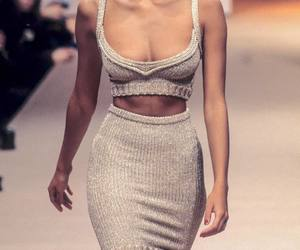 fashion, runway, and clothes image