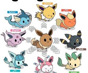 dark, pokemon, and umbreon image